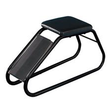 Black shoe fitting stool