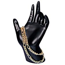 "Black hand displayer (6 1/2""H)"