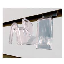 Single folded eyeglass displayer