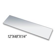 """Glass shelf (12"""" X 48"""" X 1/4"""")"""