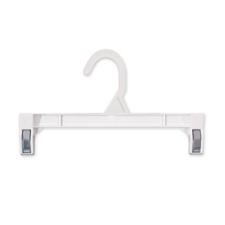 "9 1/2"" White hang safe hangers"