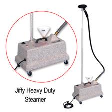 Jiffy Heavy duty steamer