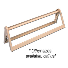 """Deluxe paper cutter for 24"""" roll"""
