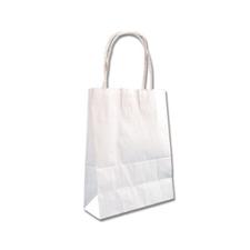 Missy Kraft bag in white MISSY WTE