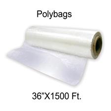 """36"""" Polybag"""