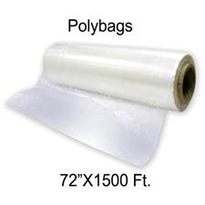 """72"""" Polybag"""