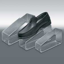 Bend shoe risers