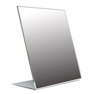 Easel acrylic mirror