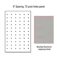 "8"" Spacing puck panel"
