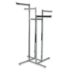 4-Way rack with straight blade arm