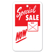 Special Sale tag