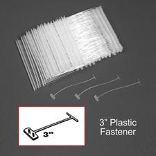 """3"""" Plastic fastener"""