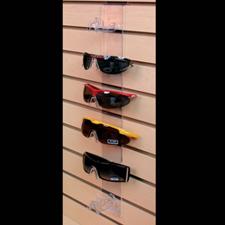 6-Pair folded eyeglass displayer