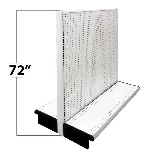 72″ Height